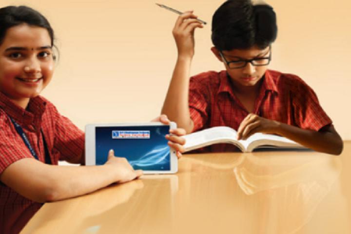 Sri Chaitanya School-Digital Classes