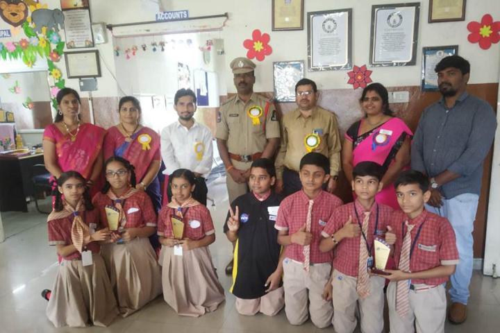Sri Chaitanya School-Science Competition