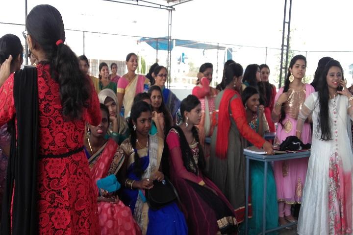 Vani High School-Fare Well Celebration