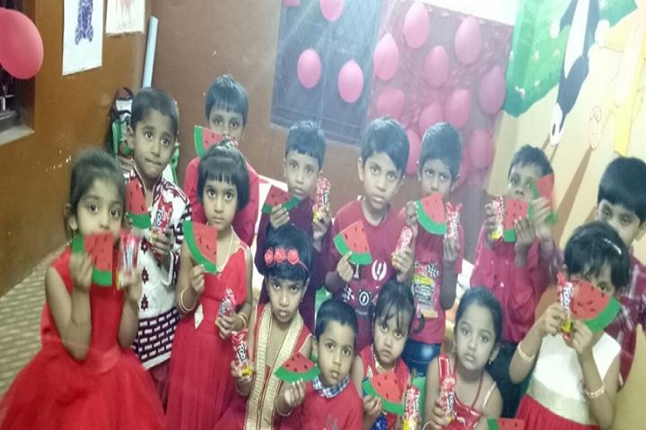 Vani High School-Red Day Celebration