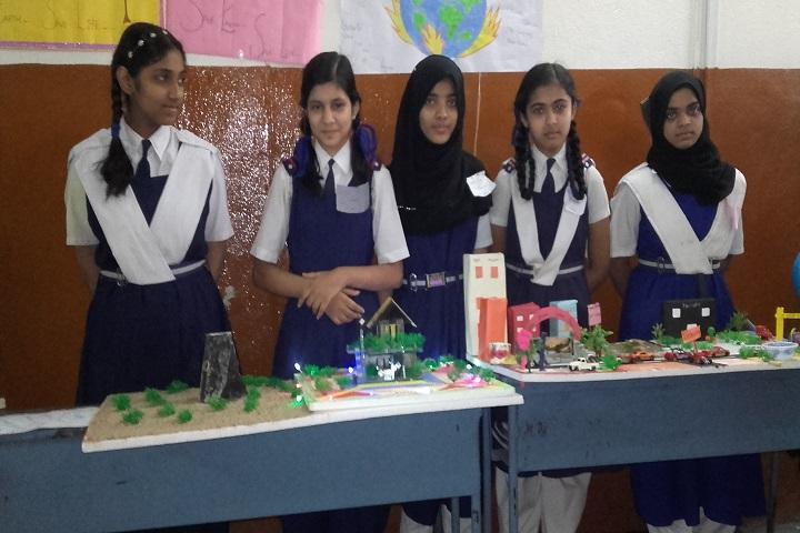 Vani High School-Science Exhibition