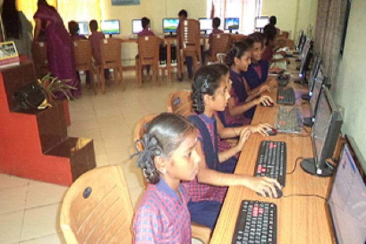 Sri Sathya Sai Vidhya Mandir-Computer Lab