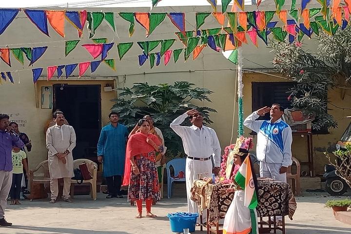 Sri Sathya Sai Vidhya Mandir-Independence Day