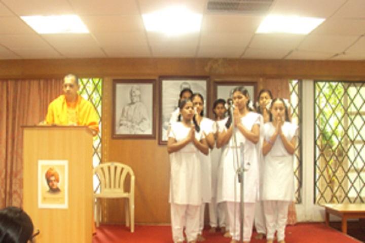 Sri Sathya Sai Vidhya Mandir-Prayer