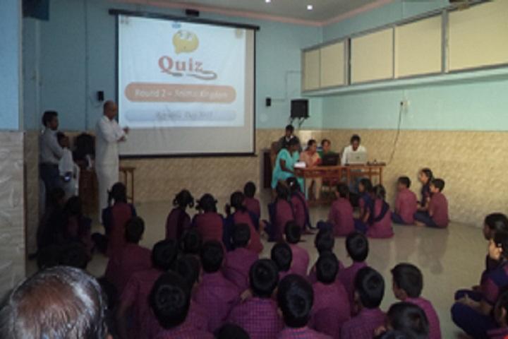 Sri Sathya Sai Vidhya Mandir-Quiz Competition