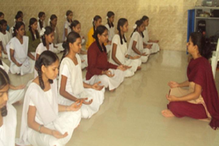 Sri Sathya Sai Vidhya Mandir-Yoga