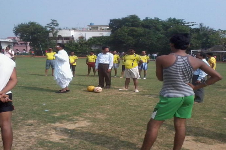 Sehara Bazar Chandra Kumar Institution-Foot Ball
