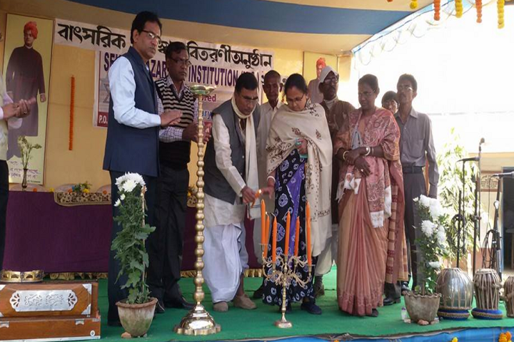Sehara Bazar Chandra Kumar Institution-Lighting The Lamp