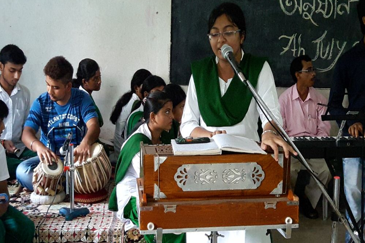 Sehara Bazar Chandra Kumar Institution-Music Classes
