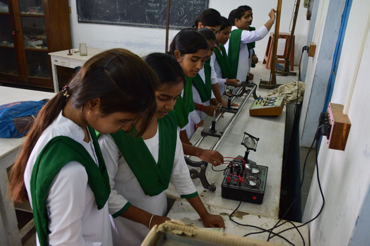 Sehara Bazar Chandra Kumar Institution-Physics Lab
