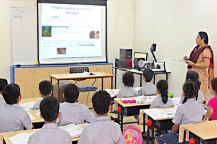 Shree Kisanlalji Bora English Medium School-Digital Class Room