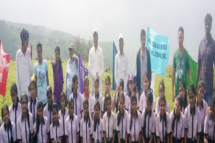 Shree Kisanlalji Bora English Medium School-Field Trip