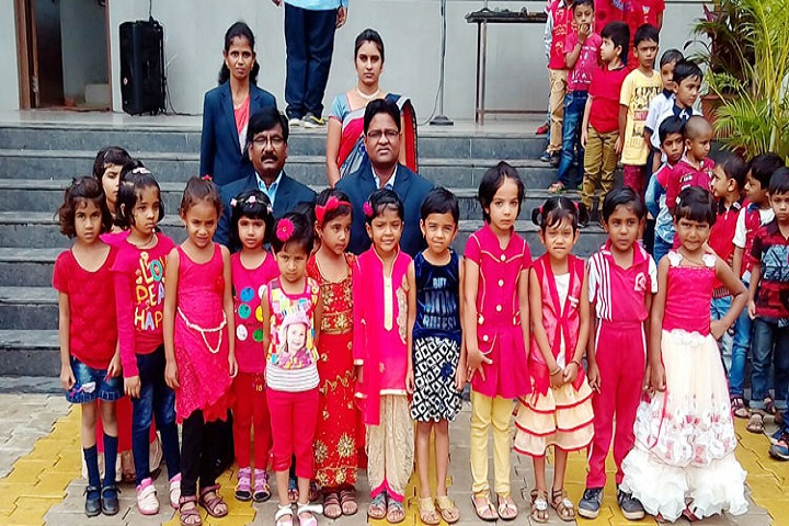Shree Kisanlalji Bora English Medium School-Pre Primary Students