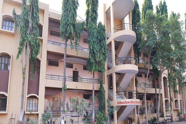Shree Neminath Jain Secondary and Higher Secondary School-Campus View