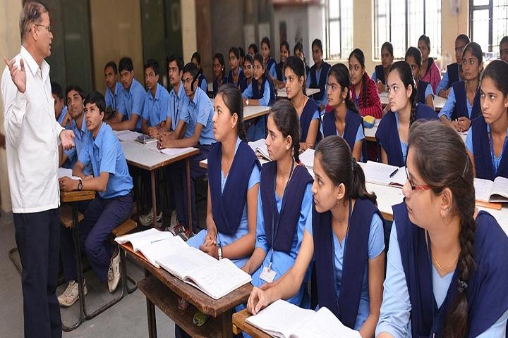 Shree Neminath Jain Secondary and Higher Secondary School-Class Room