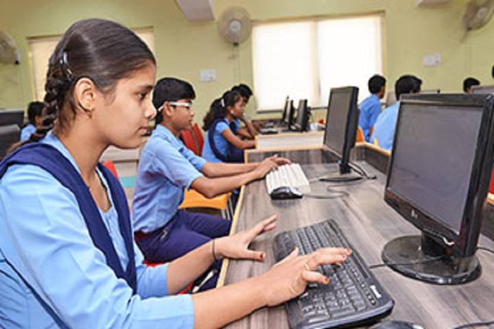 Shree Neminath Jain Secondary and Higher Secondary School-Computer Lab