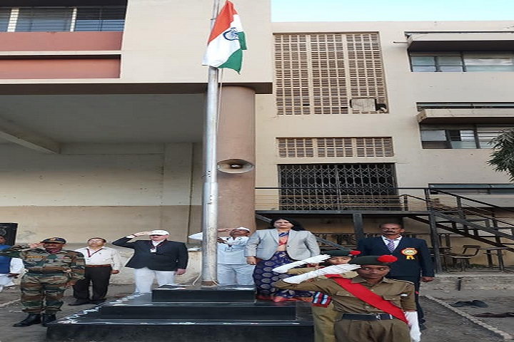 Shree Neminath Jain Secondary and Higher Secondary School-Independence Day