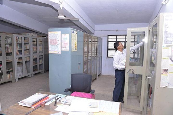 Shree Neminath Jain Secondary and Higher Secondary School-Library