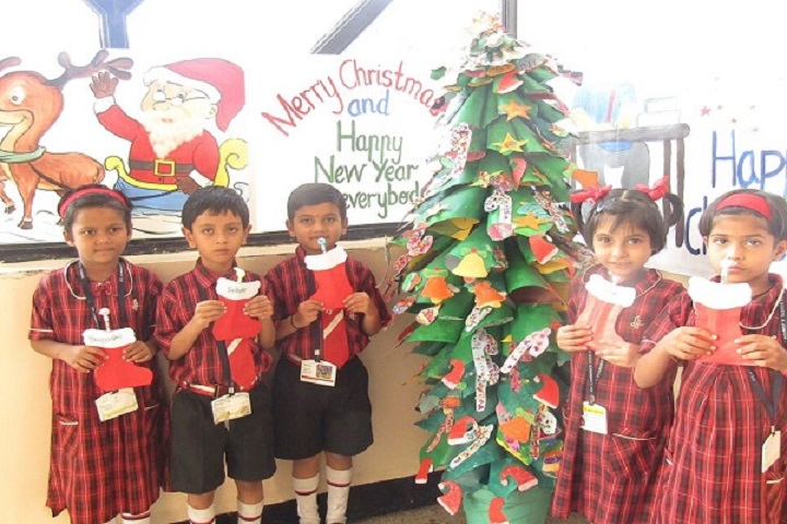 St Lawrence High School And Junior College-Christmas Celebration
