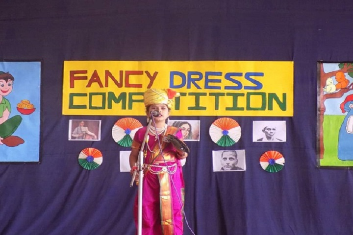 St Lawrence High School And Junior College-Fancy Dress Competition
