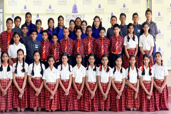 St Lawrence High School And Junior College-Group Photo Student