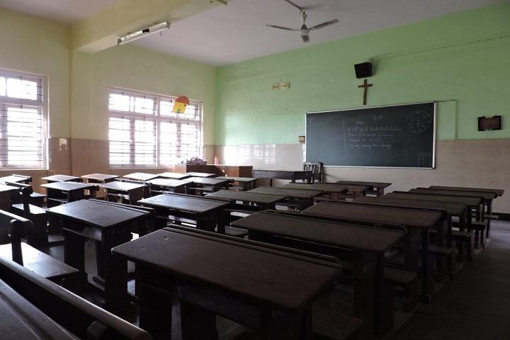 St Xaviers High School-Class Room