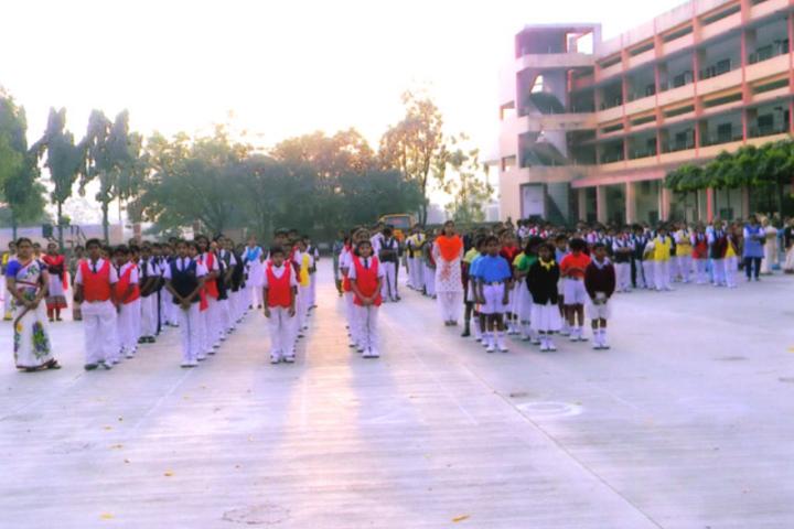 Little Flower High School-Assembly