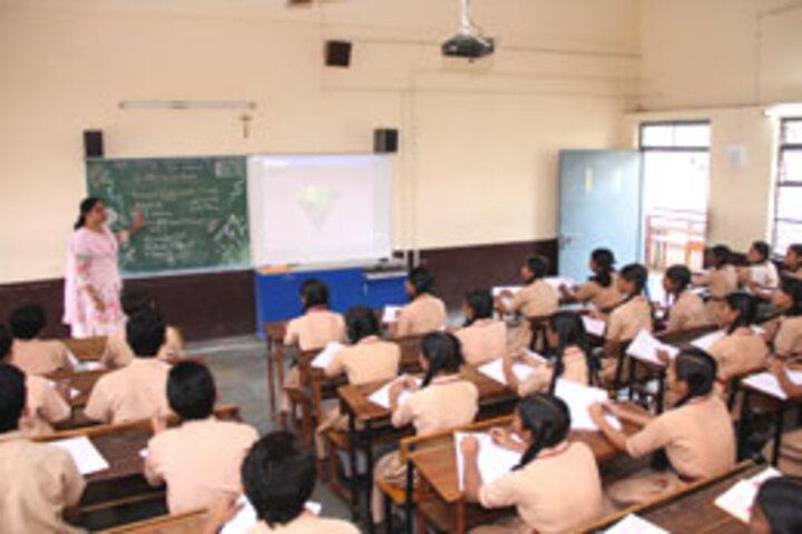 Little Flower High School-Classroom