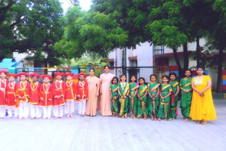 Little Flower High School-Cultural Event