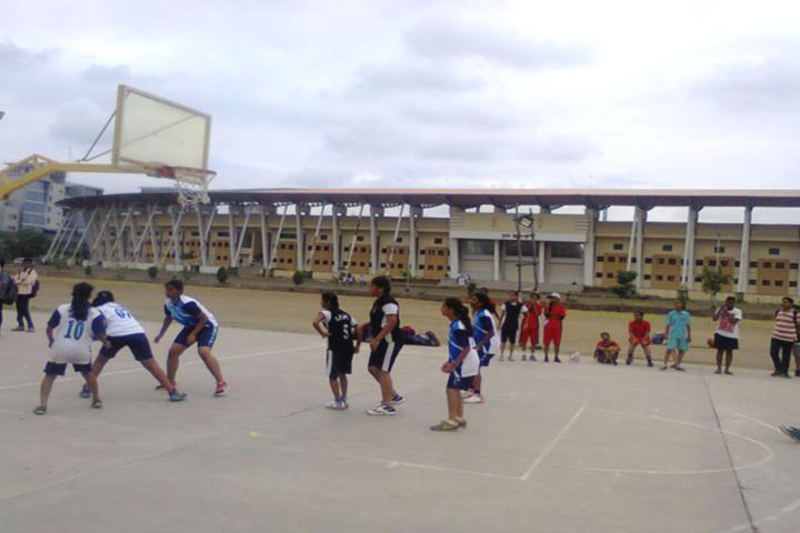Little Flower High School-Sports