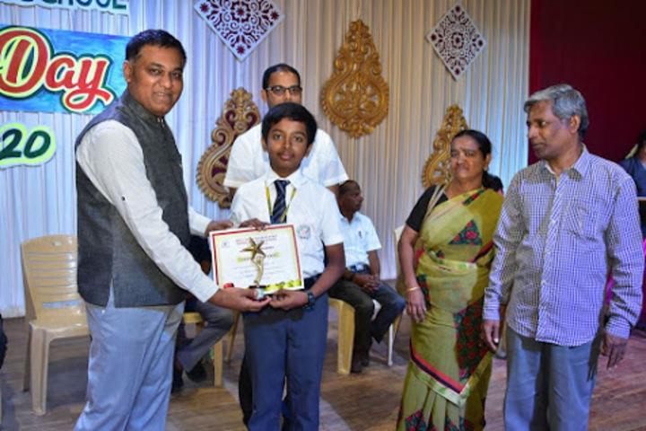 Holy Cross Matriculation Higher Secondary School-Certification