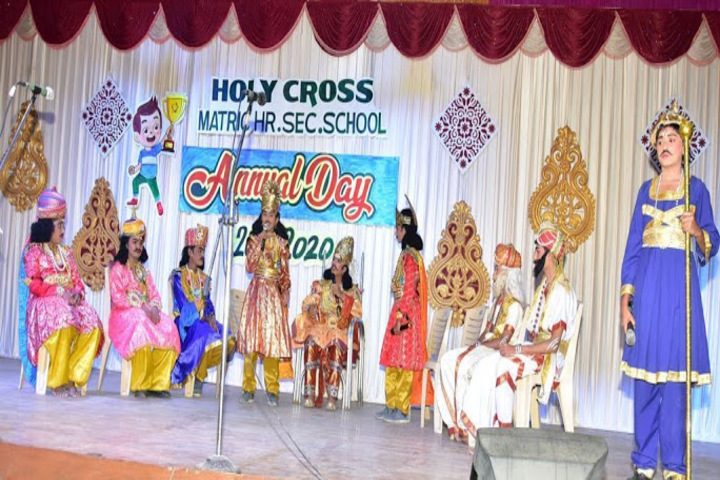 Holy Cross Matriculation Higher Secondary School-Drama