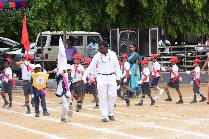 Holy Cross Matriculation Higher Secondary School-Kids Sports