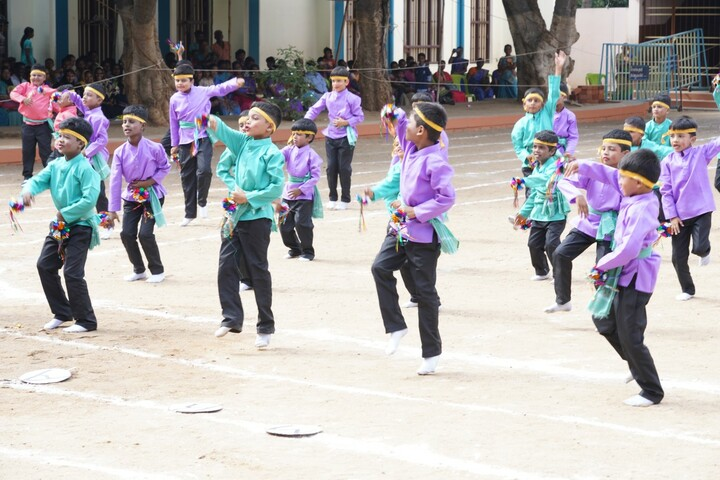 Little Flower Matriculation School-Dance