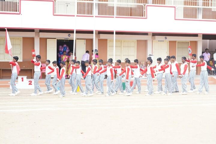 Little Flower Matriculation School-School Activity