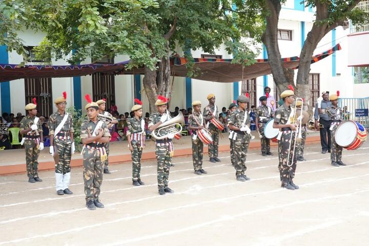 Little Flower Matriculation School-School Band