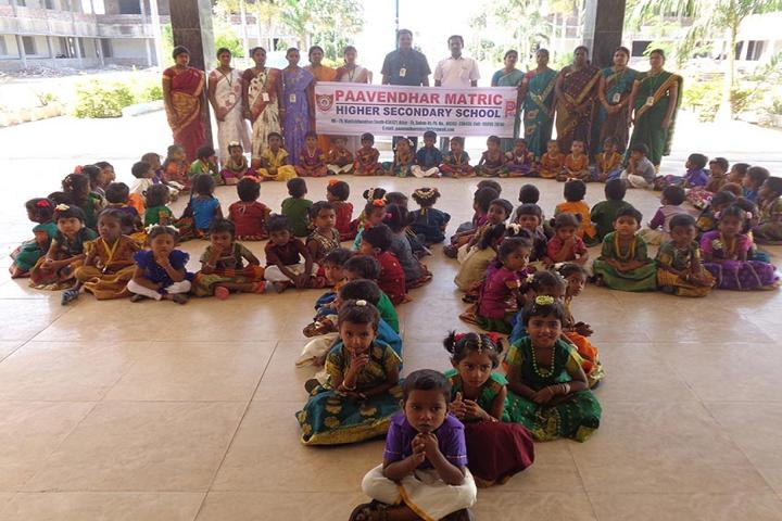 Paavendhar Matric Higher Secondary School-Event