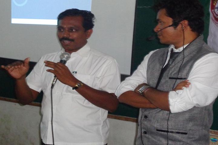 Paavendhar Matric Higher Secondary School-Speech