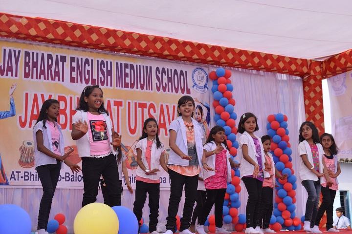 JAY BHARAT ENGLISH MEDIUM SCHOOL-dance 1