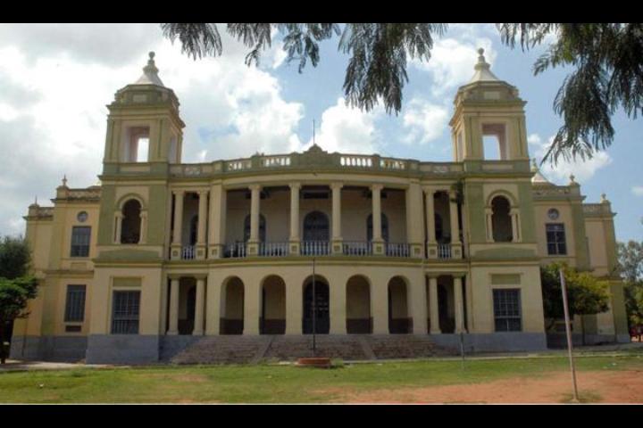 Maharaja High School and Pre-University College - School Building