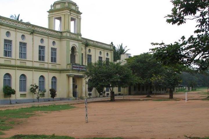 Maharaja High School and Pre-University College- School Premises