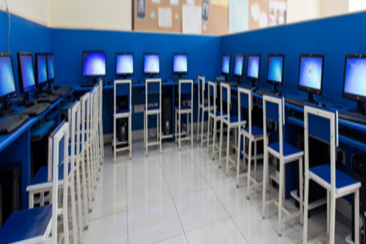 PTM Higher Secondary School-Computer Lab