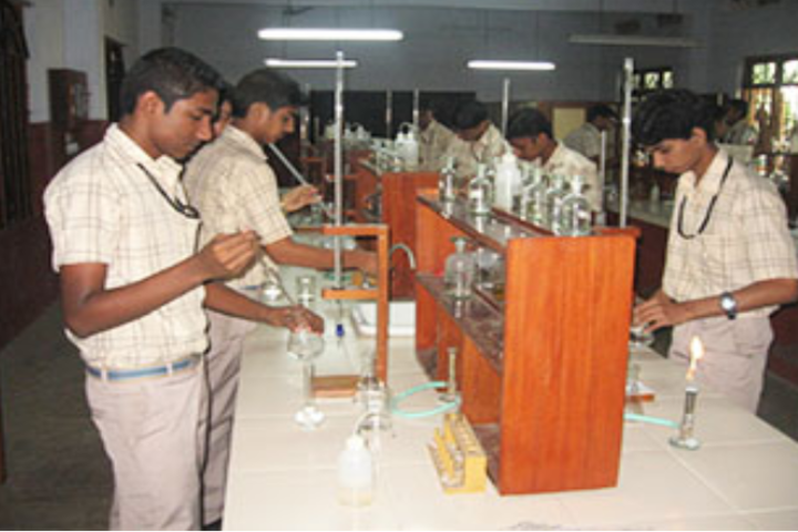 De Paul English Medium Higher Secondary School-Chemistry Lab