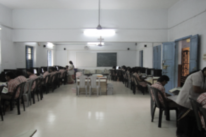 De Paul English Medium Higher Secondary School-Computer Lab