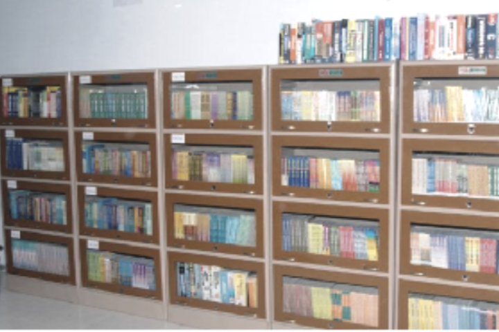 De Paul English Medium Higher Secondary School-Library