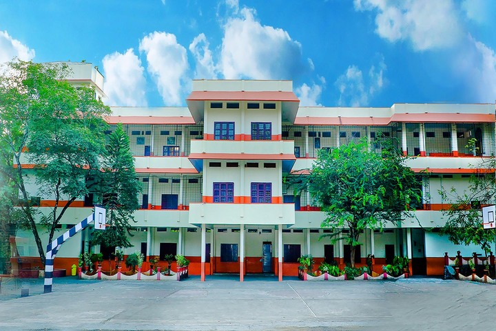 De Paul English Medium Higher Secondary School-School Building
