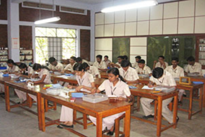 De Paul English Medium Higher Secondary School-Science Lab