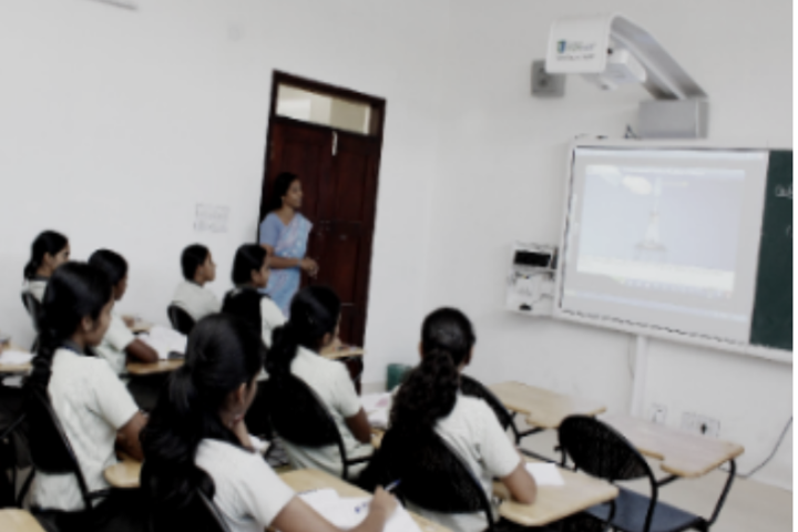 De Paul English Medium Higher Secondary School-Smart Classroom