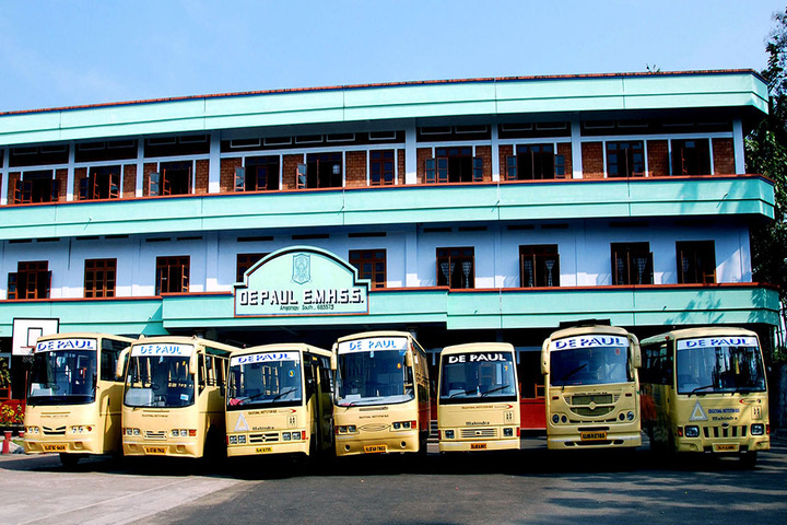 De Paul English Medium Higher Secondary School-Transport