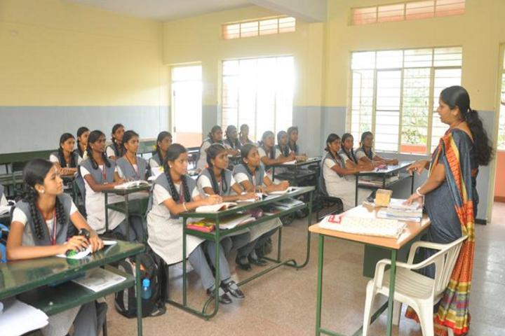 Sree Dharmasastha Matriculation Higher Secondary School-Class Room